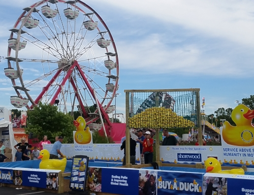 Buffalo Grove Rotary Duck Race Coming Up Sunday, September 1st!