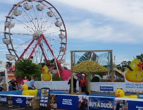 Buffalo Grove Rotary Duck Race Coming Up Sunday, September 1st!