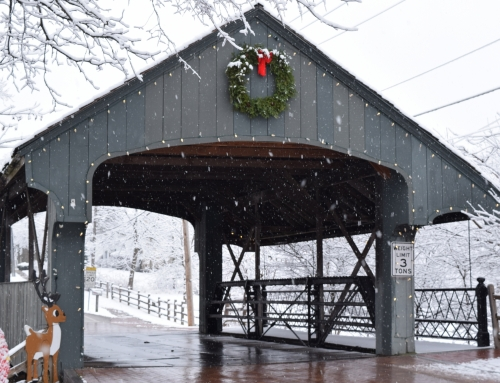 Robert Parker Coffin Road and Bridge Reopen in Time for Holiday Bustle