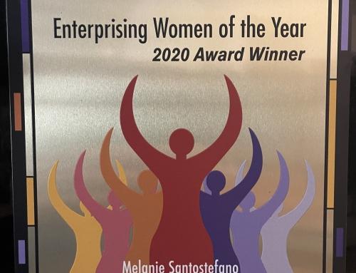 Arlington Heights Business Owner Wins 'Enterprising Women of the Year' Award